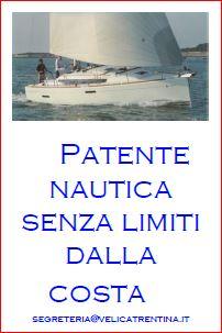 CORSO DI PATENTE NAUTICA:  2013-2014