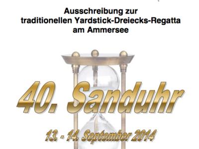 40^ REGATA DELLA CLESSIDRA – Germania – 13/14 settembre