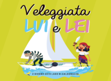 "2 AGOSTO: VELEGGIATA ""LUI & LEI"", LE CLASSIFICHE, L'ALLEGRIA."