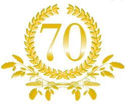 CENA DI GALA DEL 70°: NON VORRETE MICA PERDERVELA…………