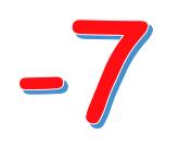 – 7 PER METTERSI IN REGOLA!!!